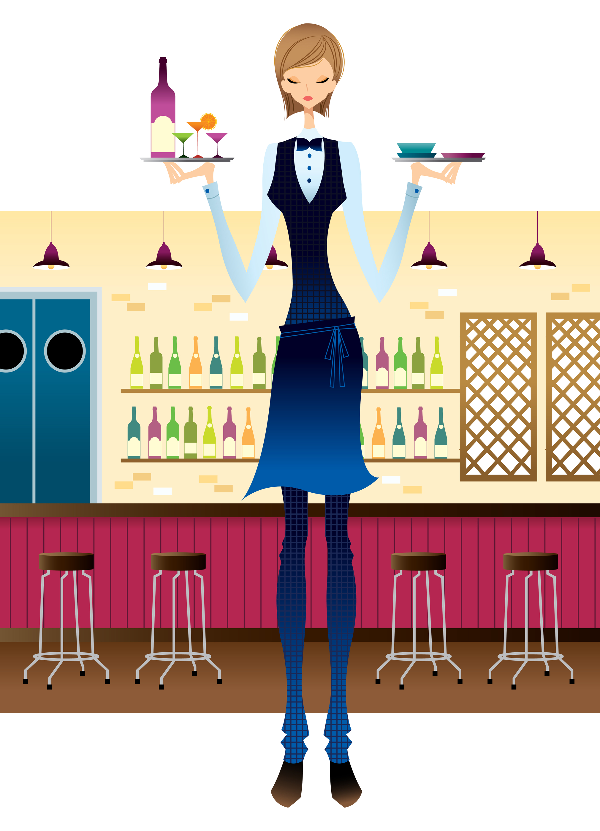 飲食店を運営する上で多くの経営者が抱える三つの問題