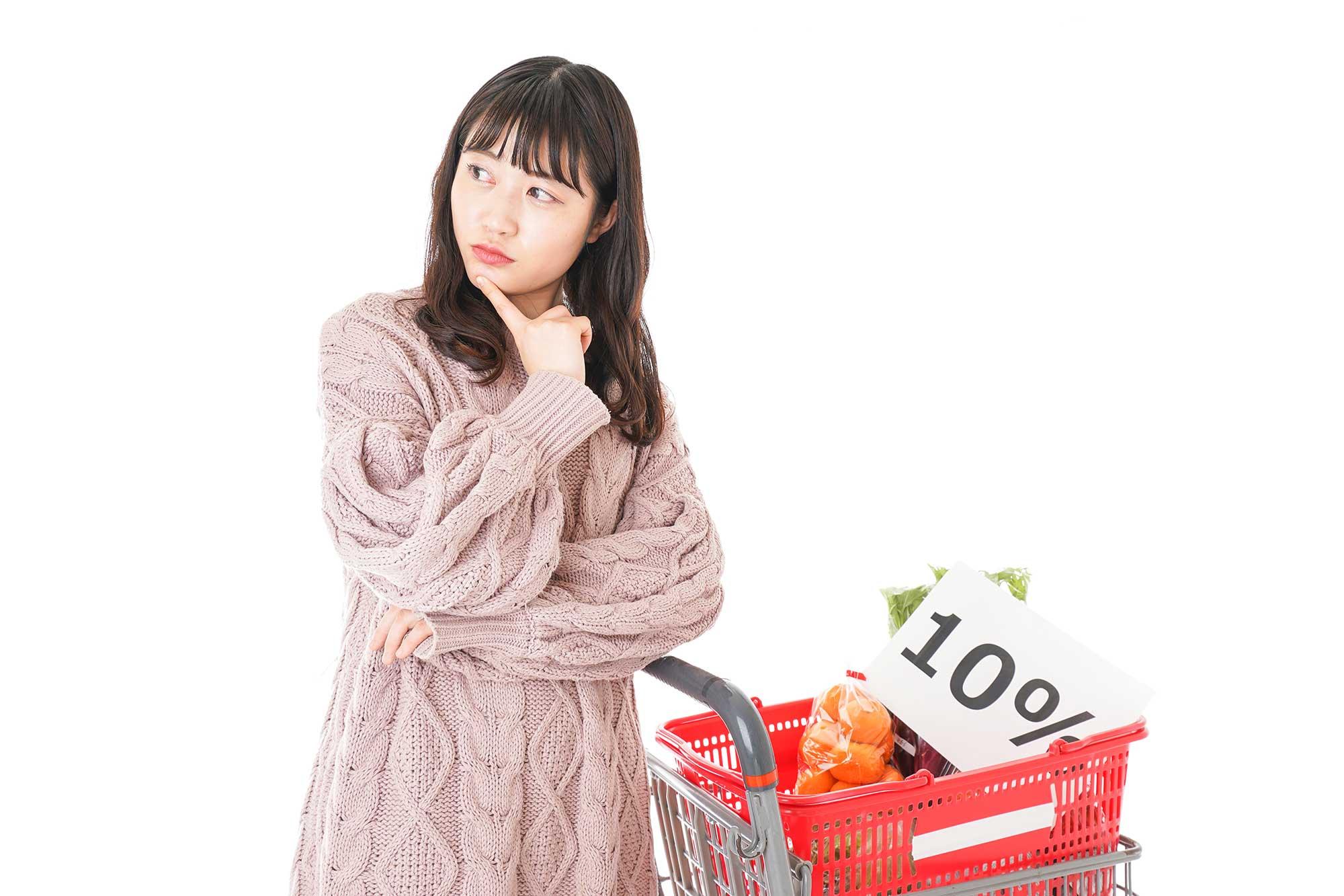 消費税増税による買い控えはお店の努力で乗り越える