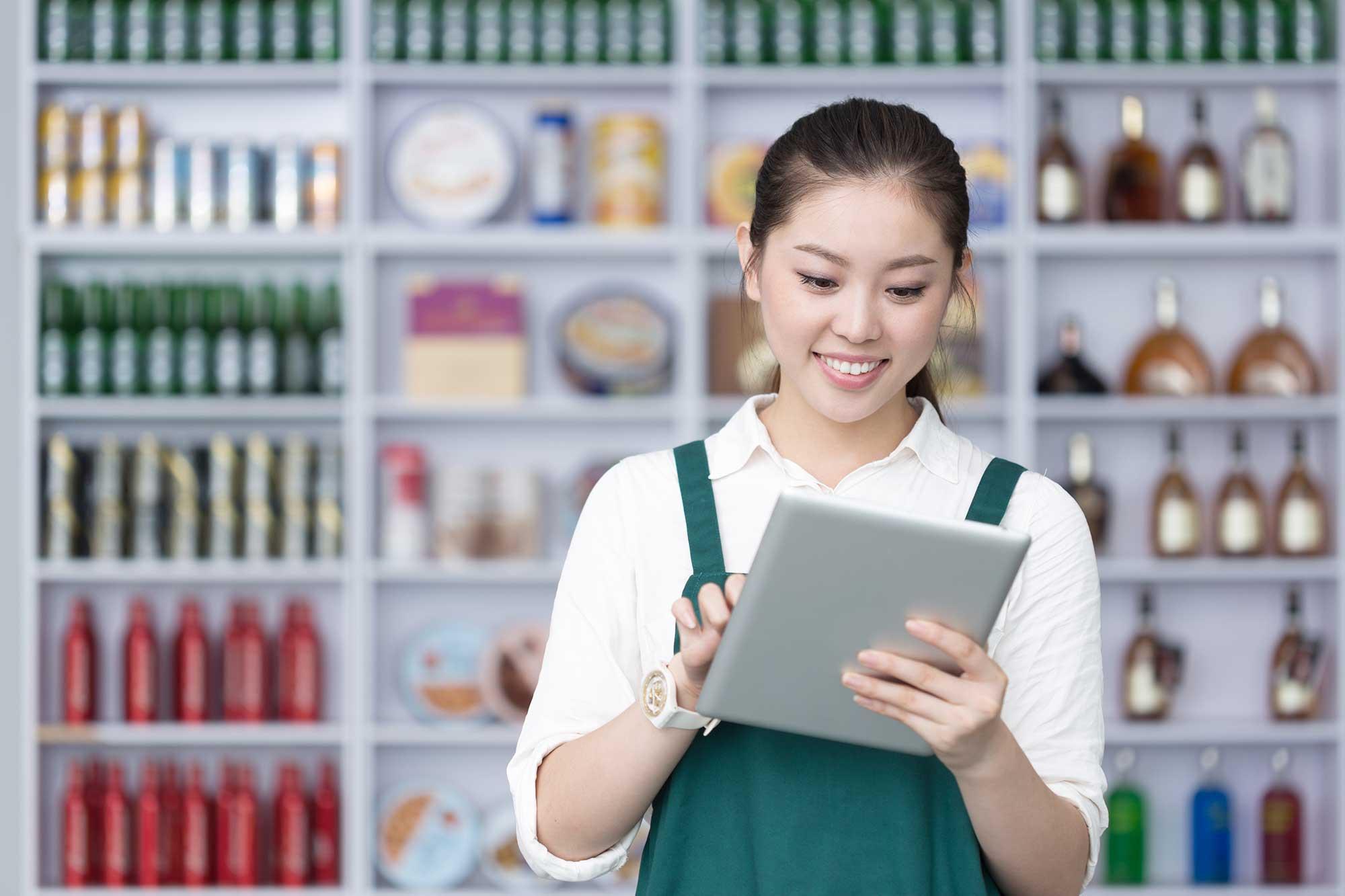お店としてのデータ活用方法
