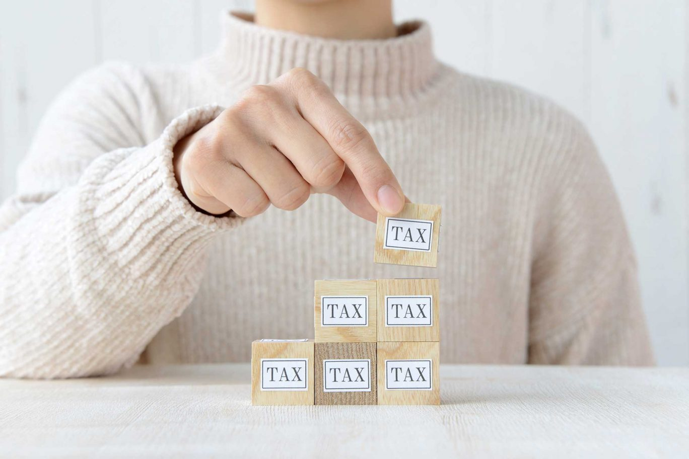 個人事業主の主な税金まとめ 所得税・住民税・個人事業税・消費税・償却資産税