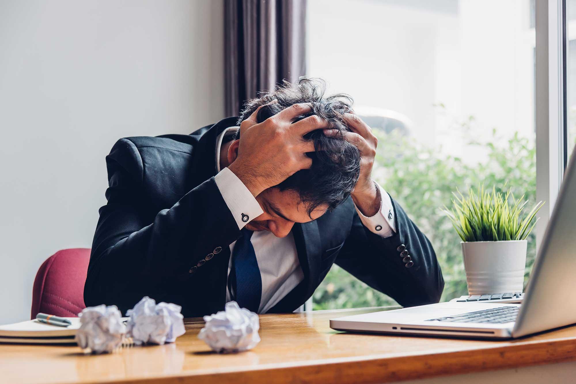 起業の失敗原因は何がある?